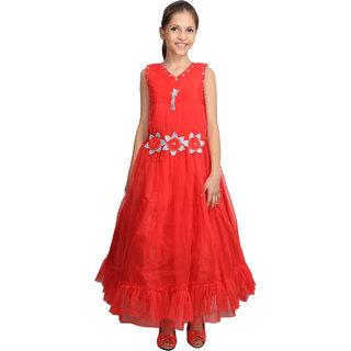 c37550ff155 Buy Qeboo Girls Party Wear Dress Online - Get 69% Off