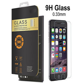 Micromax Bolt Q370 9H Curved Edge HD Tempered Glass