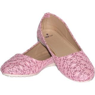 Shusin Pink Ballerinas