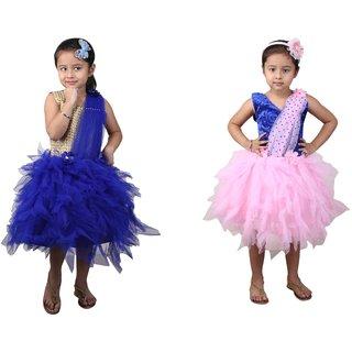 932b2371883 Buy Qeboo Girls Party Wear Dress Online - Get 80% Off