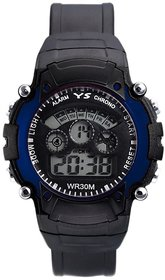 Sports New Collection 7light Digital Wrist Watch - For Boys, 7Lblue