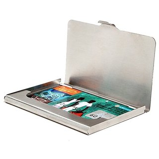 Stainless Steel Credit Card Holder