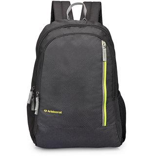 Aristocrat Pep 3 Laptop Backpack Black