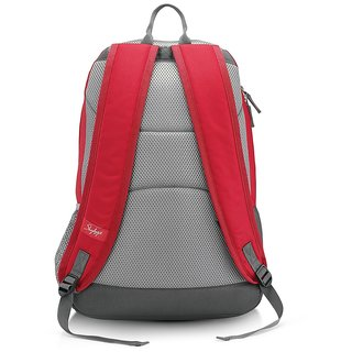 Skybags Mario 3 Backpack Red