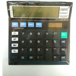 Orpat Financial Calculator (12 Digit)
