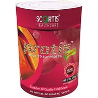 200 Gms Protis Power 80%- Soy Protein Isolate Powder - PDCAAS Score 1.0