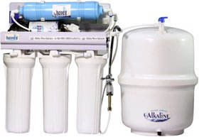 15 LPH Alkaline RO(Open Model/Countertop)