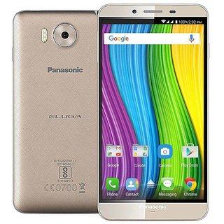Panasonic ELUGA NOTE (3 GB,32 GB,Champagne Gold)
