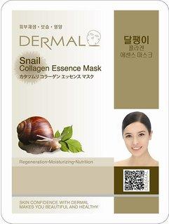 Dermal Snail Collagen Essence Mask ( 5 pack)