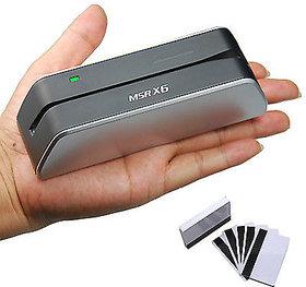 MSR X6 MSR606 MSR605 magnetic card reader and writer