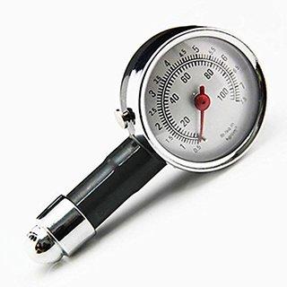 CP Bigbasket Car Tyre Air Pressure Dial Gauge