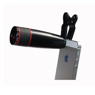 Dice 12X Zoom Lens Mobile Phone Lens  (Telephoto)