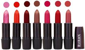 Rythmx  Lipstick  Color Sensational  4 gm Pack of 7