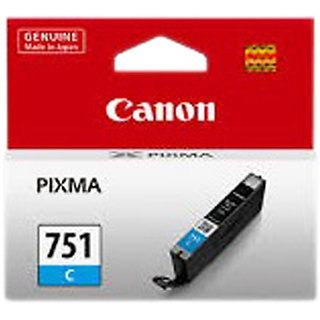 Canon CLI-751 C XL For IP7270/8770, MG5670/ 5570/ 5470/ 6670/6470/6370/7570/7170, MX 927, IX6770/6870/