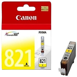 Canon CLI-821 Y For IP 4680/4760, MP 545/ 558/ 568/ 628/ 638/ 648/ 988/ 996, MX 868/876