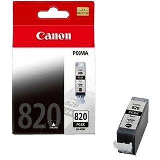 Canon PGI-820 BK For IP 4680/4760, MP 545/ 558/ 568/ 628/ 638/ 648/ 988/ 996, MX 868/876