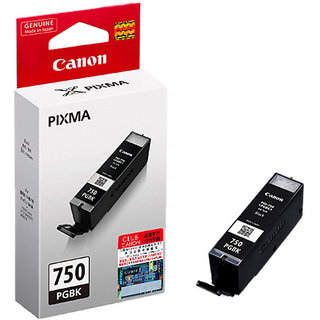 Canon PGI-750 PgBk For IP7270/8770, MG5670/ 5570/ 5470/ 6670/6470/6370/7570/7170, MX 927, IX6770/6870/