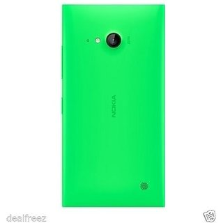 NS   Replacement Back Door Cover Panel For Nokia Lumia 730 -Green