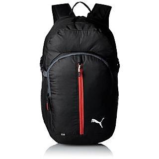 ec186fb21d8c Buy Puma Apex Black Backpack Online - Get 0% Off