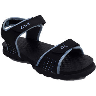 Lovi Blue Floater Sandals