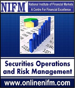 Securities Operations and Risk Management NISM Series VII Cert
