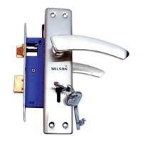 Wilson locks India's best selling door lock kit