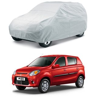 ALTO-800-DUSTPROOF SILVER CAR BODY COVER-HMS