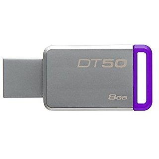 Kingston DataTraveler 50 (DT50) 8GB USB 3.1 Pendrive