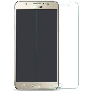 Tempered Glass Screen Guard For Samsung Galaxy J7-2015
