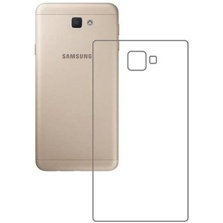 Back Cover for Samsung Galaxy J7 Prime  Transparent