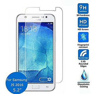 Samsung Galaxy J5 2016 - Tempered Glass Screen Protector