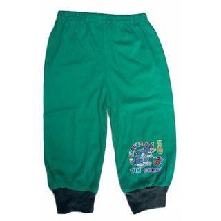 Multicolor Kids Cotton Track Pant With Rip (Set Of 5)