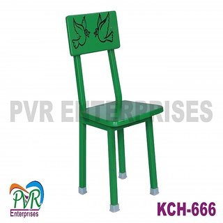 Single color chair for kids
