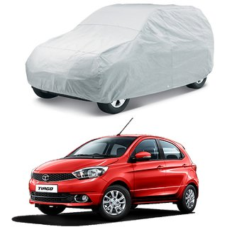 TIAGO-DUSPROOF SILVER CAR BODY COVER-HMS