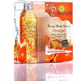 Zone Fruity Body Wash - Orange@YSZ