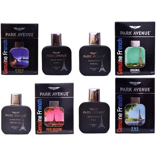 Park Avenue 50 ml mix perfume of 50ml Pack of 4