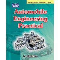 AUTOMOBILE ENGINEERING PRACTICAL SEM 1 TO 4
