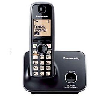 Panasonic KX-TG3711 Caller ID Corldess Unit with Phonebook