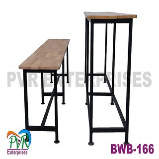 Separate bench desk for kids higher class