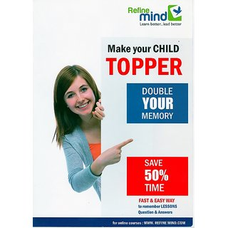Refind Mind Boost your Memory, Educational DVD For All Students