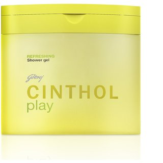 Cinthol Shower Gel - Play 200ml