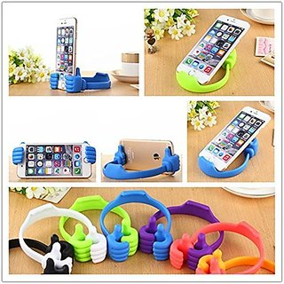 Ok Stand for Smart Phones Mobile  Tablets (Color may vary)