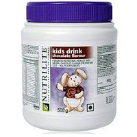Amway Nutrilite Kids Dink Chocolate Flavor 500gm