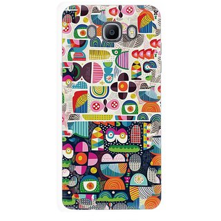 Samsung Galaxy On8 Printed Cover By CareFone