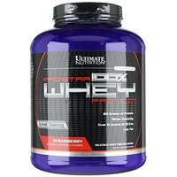 Ultimate Nutrition Prostar 100% Whey Protein, Strawberry 5.28 Lb