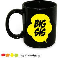 Big Sis Mug; Ceramic Mug; 350ml; Gift For Your Elder Sister; Hot Muggs
