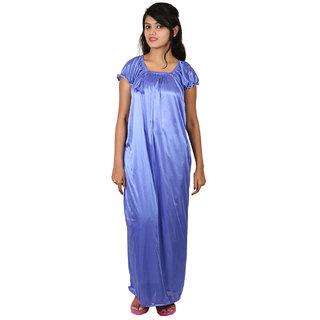 Sai Shop Women's Sleepwear Neon Blue Nighty
