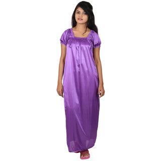 Sai Shop Women's Sleepwear Neon Purple Nighty