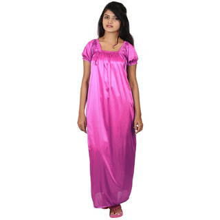 Sai Shop Women's Sleepwear Neon Pink Nighty