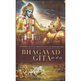 Srimad Bhagavad-Gita as it Is - English
